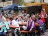 Fest rund um das Aufstellen des Maibaums auf dem Greizer Markt. Viele Hexenfeuer zogen auch in diesem Jahr tausende Besucher an