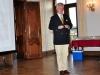 Weinselige Runde mit Dr. Georg Prinz zur Lippe im Weißen Saal des Unteren Schlosses