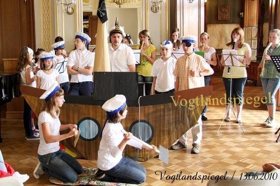 Museal-musikalisches Fußballfieber