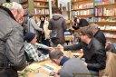 """Höchst vergnügliche Lesung beim Prominentengespräch im Greizer """"Bücherwurm"""""""