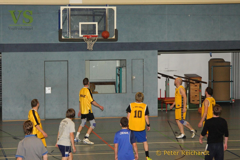 3. Greizer Ballnacht in der Sporthalle am Ulf Merbold-Gymnasium
