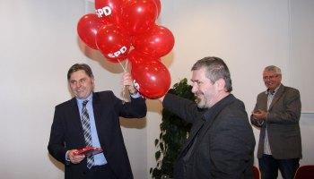 Gerd Grüner einstimmig als Bürgermeisterkandidat der SPD gewählt