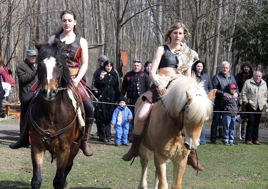 Ritterfest auf Schloss Netzschkau