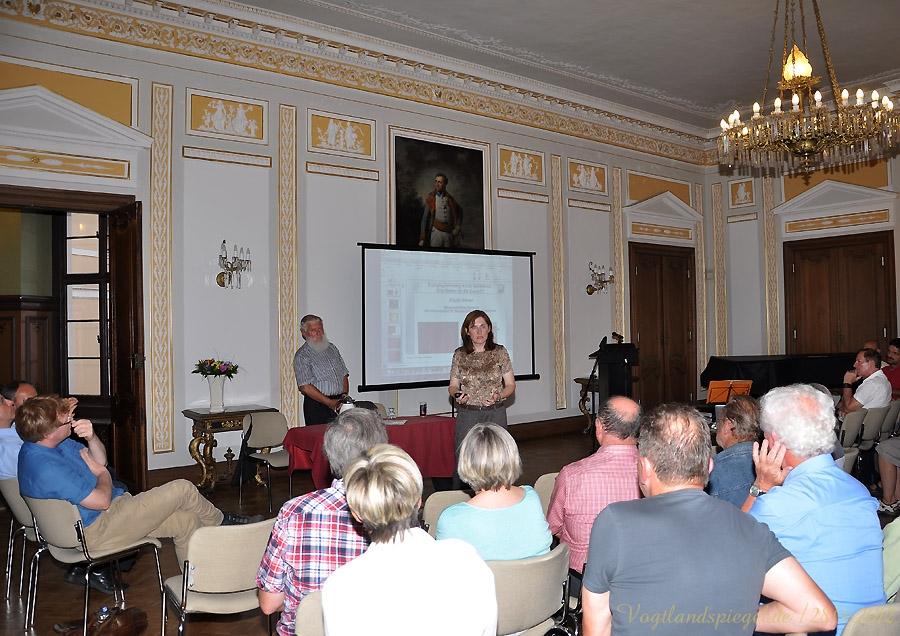 Prof. Dr. Sibylle Günter bei Prominente im Gespräch