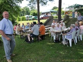 Sommerfest des Verbandes für Behinderte Greiz