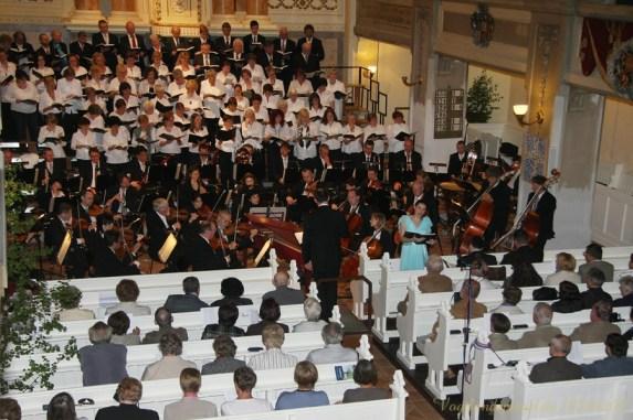 """Grandiose Aufführung von Haydns Oratorium """"Die Jahreszeiten"""""""