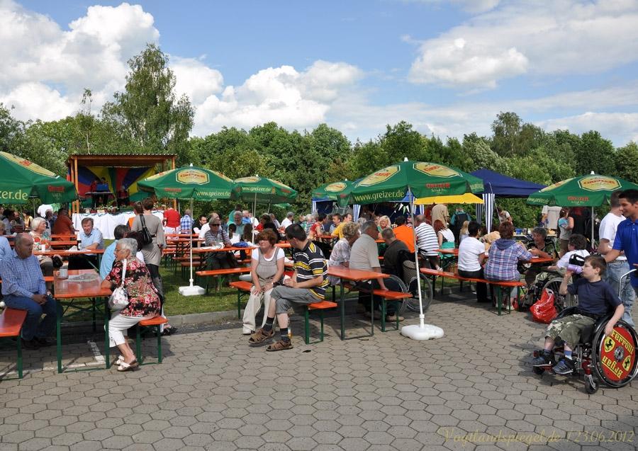 Sommerfest des Diakonievereins Carolinenfeld e.V.