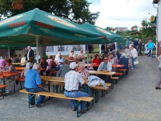 Sommerfest in der Kleingartenanlage »Am Leitenberg«