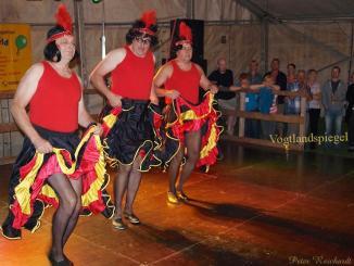 Sommerfest in Greiz-Moschwitz