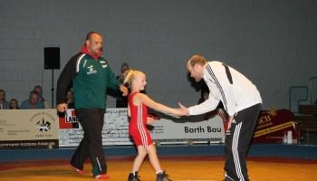 Nico Schmidt und Tochter, FC Erzgebirge Aue