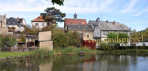 Die Gemeinde Mohlsdorf bei Greiz