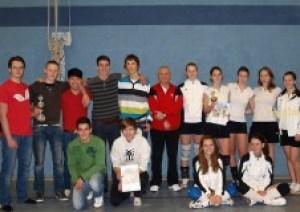 Kreisfinale Volleyball WK I bei  Jugend trainiert für Olympia