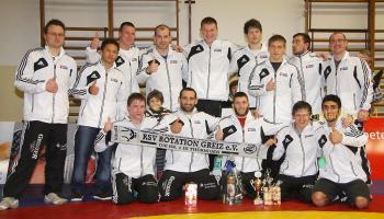 Mannschaft des RSV Rotation Greiz 2012