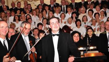 Weihnachtsoratorium I-III, BWV 248 von Johann Sebastian Bach in Stadtkirche St. Marien in Greiz
