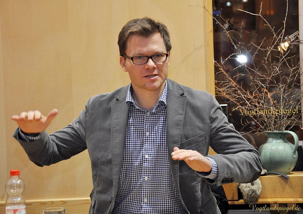 Carsten Schneider: Finanzexperte, haushaltpolitischer Sprecher der SPD-Bundestagsfraktion