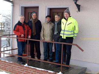 Ortsteilrat Gommla berät weitere Aufgaben für das Jahr 2013
