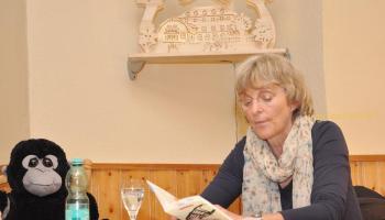 Buchlesung von Sabine Wonitzki  In tierischer Mission»