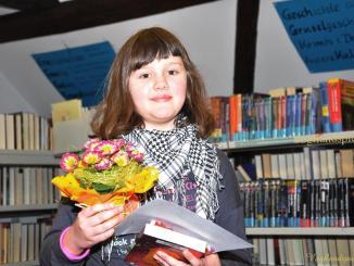 Laura Kausch heißt die Lesekönigin 2013