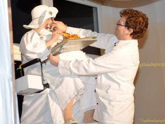 Greizer Verein the.ARTer führt in Freier Schule Elstertal Daniel Haws Stück »Antoinette« auf