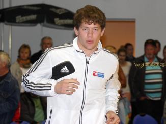 5. Platz für Michael Dengler bei deutscher Meisterschaft