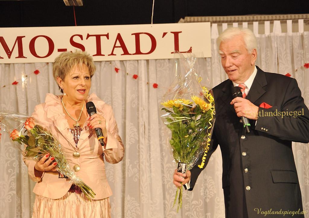 Rosen für die Frauen - mit Dagmar Frederic und Peter Wieland sowie Angelique und Kavalier
