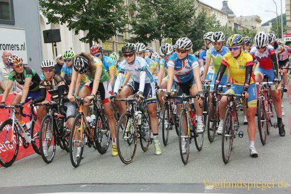 25. Internationalen Thüringenrundfahrt der Frauen 2012