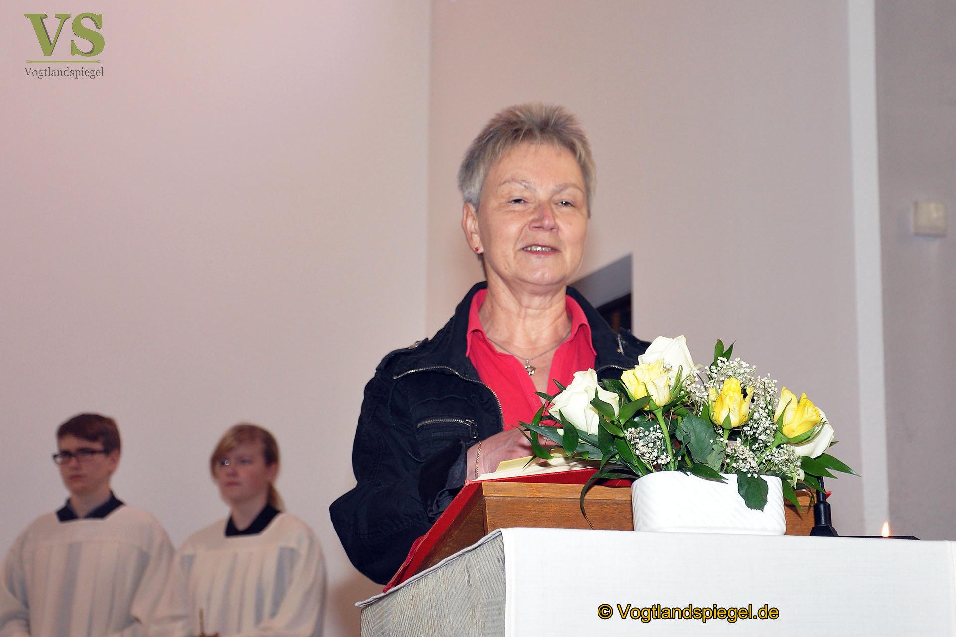 Greizer Herz-Jesu-Kirche beging 75. Weihejubiläum mit Festgottesdienst und Gemeindefest