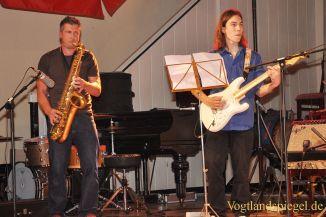 Abschluss des Greizer JazzWerkes #14