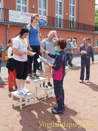 Erfolgreiches Schulsportfest in der Sportstätte Kurt Rödel