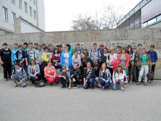 Schüler de Förderzentren Greiz und Zeulenroda fahren in den Thüringer Landtag