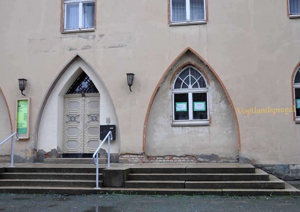 Gründerzentrum in Greizer Neustadt