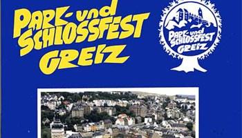 Greizer Park- und Schlossfest 2013 findet statt