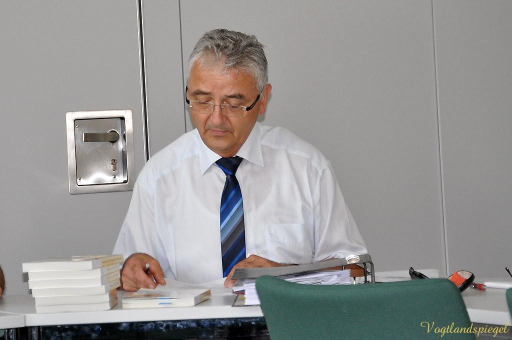Siegmund Vogel.