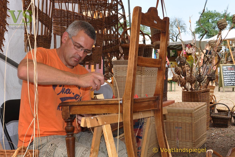 13. Kunsthandwerkermarkt in Zickra