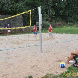 Beach-Volleyballturnier im Greizer Freibad