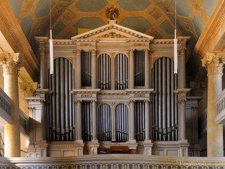 Kreutzbach-Jehmlich-Orgel in der Greizer Stadtkirche St. Marien