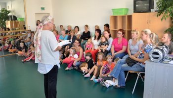 Greizer Tanzklassen begrüßen neue Eleven