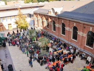 4. Schulfest am Greizer Ulf-Merbold-Gymnasium