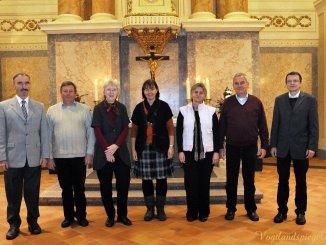 In Greizer Stadtkirche in neue Aufgaben eingeführt