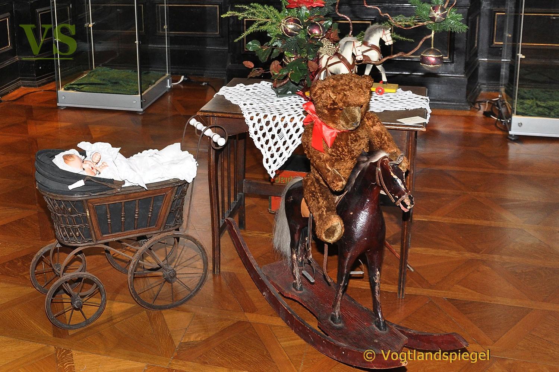 Alle Jahre wieder - Weihnachtsausstellung im Unteren Schloss Greiz