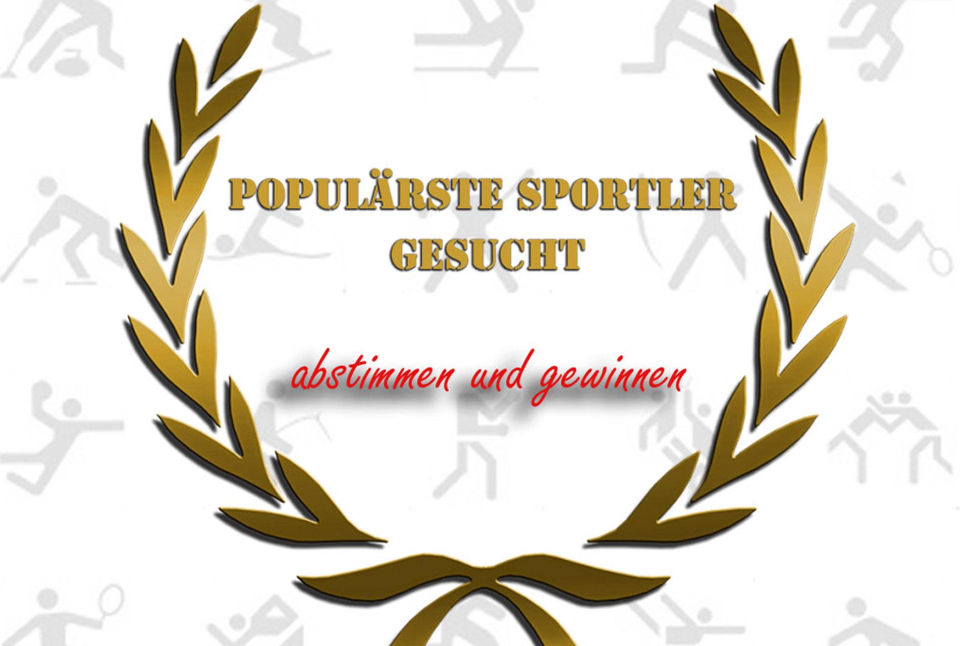 Populärste Sportler des Landkreises Greiz gesucht