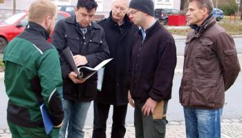 Interessengemeinschaft »Greizer Neustadt« mit neuen Aufgaben