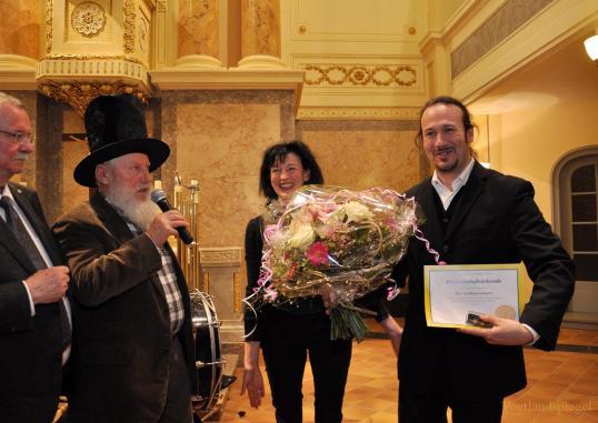 Matthias Grünert, Ehrenmitglied im Lionsclub Greiz