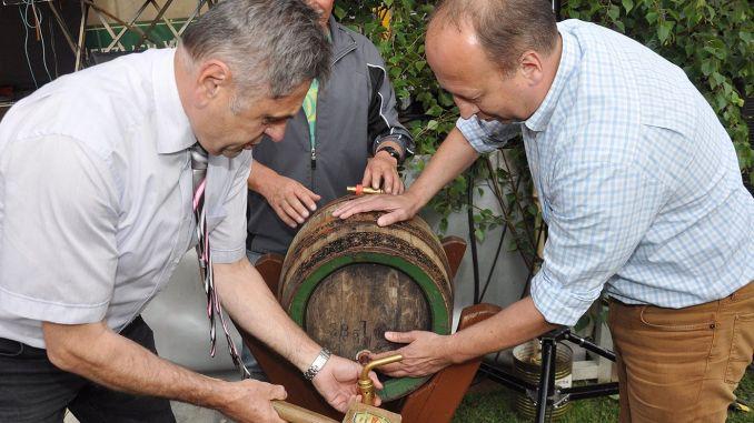 Park-und Schlossfest 2014 in Greiz