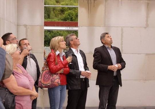 Richtfest für Integrative Kita in Greizer Neustadt