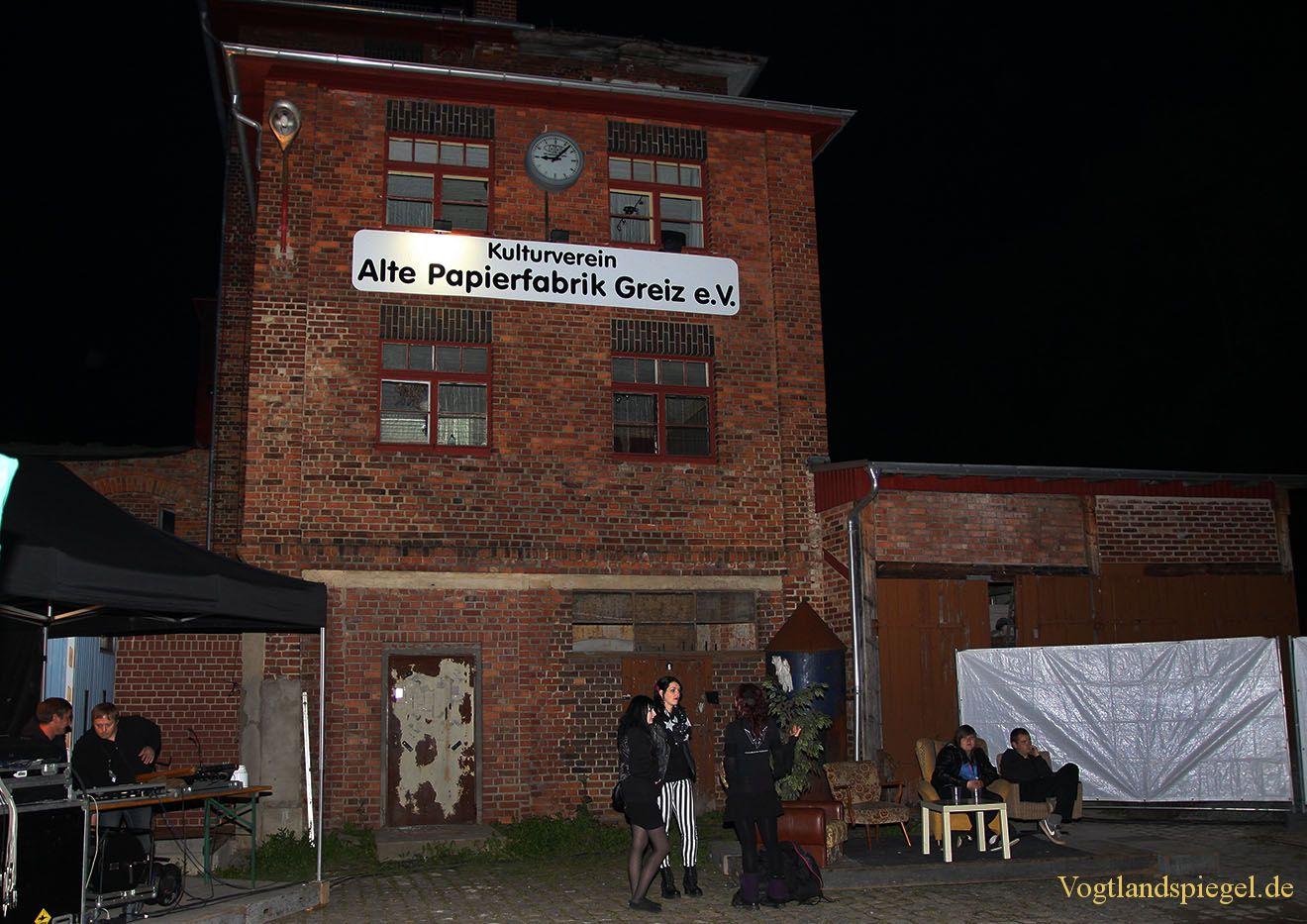 Papierfabrik Open Air 2014