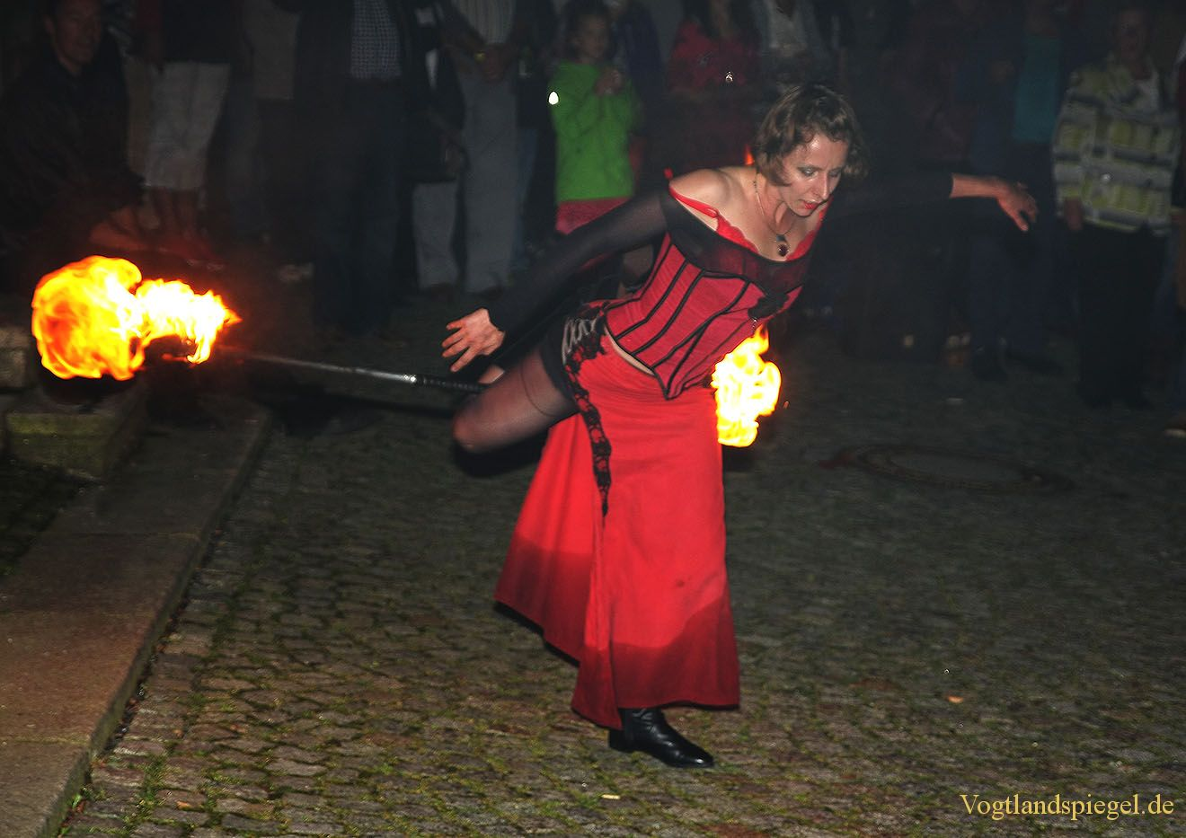 Jubiläums-Kulturnacht zieht 1200 Greizer in ihren Bann