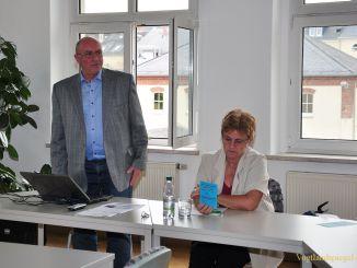 Gunter Schneider referiert zum Thema Energiepass
