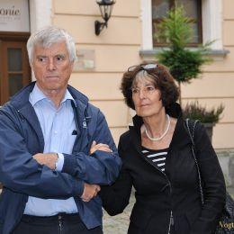 Dr. Ulf Merbold zeigt ehemaligen Kommilitonen die Stadt Greiz