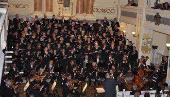 Traurig schöne Aufführung des Mozart-Requiems in Greizer Stadtkirche
